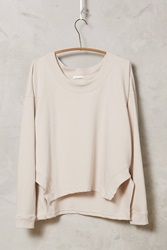 Skin Composed Pullover Oyster