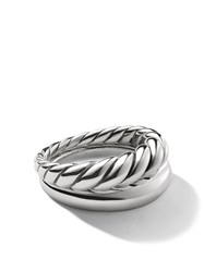 David Yurman Pure Form Stack Ring Ss