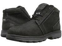 Caterpillar Parker Esd Steel Toe Black Men's Work Lace Up Boots