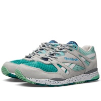 Reebok X Sneaker Politics Ventilator Cn Grey Emerald Haze And Mint Glow