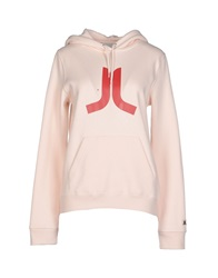 Wesc Sweatshirts Light Pink