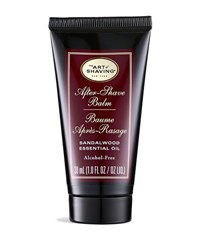 The Art Of Shaving Sandalwood After Shave Balm 1 Oz.
