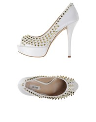 Guess Footwear Courts Women White