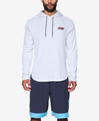 Under Armour Men's Stephen Curry Thermal Hoodie White