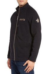 Tommy Bahama Men's 'Nfl Blindside' Knit Zip Jacket Saints