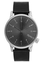 Komono The Winston Regal Watch Black