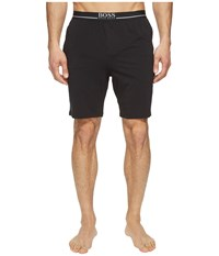 Hugo Boss Short Pants Ew 101438 Black Men's Pajama