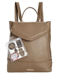 Rampage Customizable Double Zip Backpack With Stickers Only At Macy's Olive