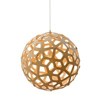 David Trubridge Coral Light Natural 120Cm