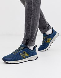 New Balance 590 Trail Running Trainers In Navy