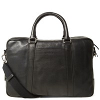 Shinola Briefcase Black