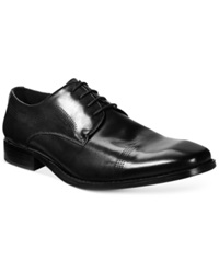 Unlisted A Kenneth Cole Production Delivery Oxfords Men's Shoes Black