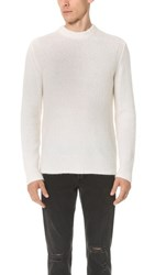 Rag And Bone Oliver Crew Sweater Ivory