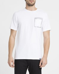 New Balance White Push The Past T Shirt