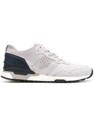 Crime London Chase Sneakers Grey