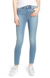 Articles Of Society Heather High Waist Skinny Jeans Monaco