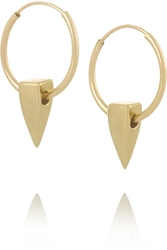 Wendy Nichol 14 Karat Gold Hoop Earrings