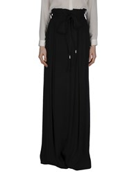 Class Roberto Cavalli Skirts Long Skirts Women Black