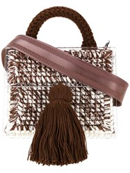 7Ii Nikolai Copacabana Tote Women 0 4 One Size Brown