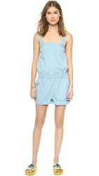 Marc By Marc Jacobs Molly Playsuit Ore Blue