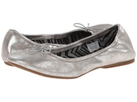 Sanuk Yoga Ballet Silver Women's Flat Shoes