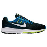 Nike Air Zoom Structure 20 Men's Running Shoes Blue Black