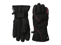 Seirus Msbehave Glove Black Hot Pink Extreme Cold Weather Gloves
