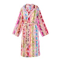 Missoni Home Josephine Hooded Bathrobe Multi