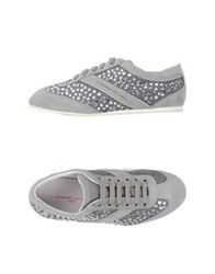 Alessandro Dell'acqua Low Tops And Trainers Grey