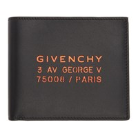Givenchy Black Atelier Wallet