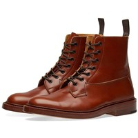 Tricker's Burford Derby Boot Brown