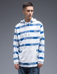 Undefeated Jacquard Logo L S Pullover