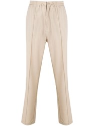 Y 3 Elasticated Straight Trousers 60
