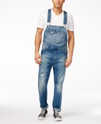 American Rag Men's Overalls Only At Macy's Medium Wash
