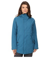 Burton Mystic Jacket Jaded Women's Coat Blue