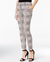 Xoxo Juniors' Natalie Plaid Skinny Pants Multi