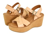 Kork Ease Ava Natural Vachetta Women's Sandals Khaki