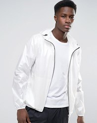 Weekday Pack Jacket Irredescent 87113 Smoke Silver