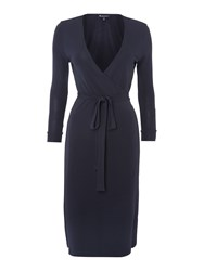 Aquascutum London Lola Dress Navy