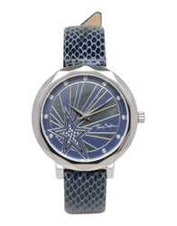 Thierry Mugler Wrist Watches Blue