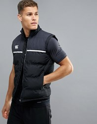 Canterbury Of New Zealand Pro Gilet In Black E583650 989 Black