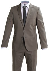 Strellson Suit Schlam Taupe