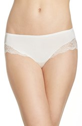 Le Mystere Women's The Perfect 10 Tanga Pearl