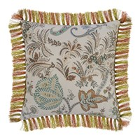 Etro Arras Tassel Edged Cushion 45X45cm Beige