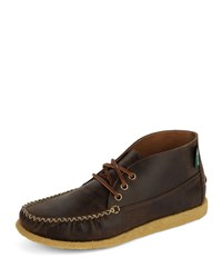 Eastland Oneida 1955 Crepe Sole Leather Ankle Boot Brown