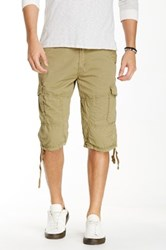 X Ray Classic Cargo Short Beige