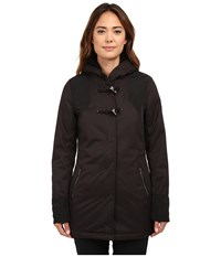 O'neill Woods Parka Black Out Women's Coat