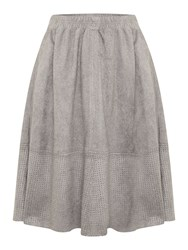 Minimum Shirley Skirt Grey