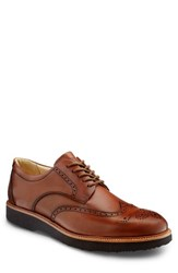 Samuel Hubbard Men's 'Tipping Point' Wingtip Oxford Whiskey