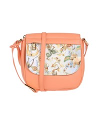 Piero Guidi Handbags Apricot